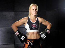 UFC опубликовало ролик подготовки Шевченко к защите титула