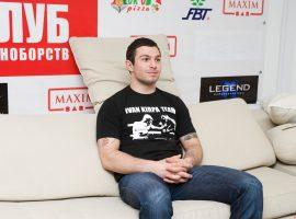 Эдуард Вартанян: «Парни, которых победил Чимаев, вообще, не выигрывали в последние годы»