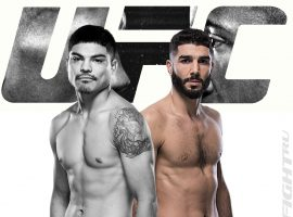 Драко Родригес — Айеман Захаби: прогноз и ставка на бой UFC Fight Night 183: Томпсон - Нил