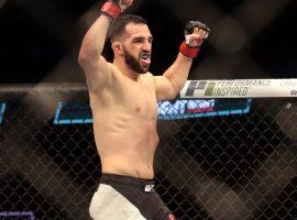 Боец UFC Джаред Гордон празднует пять лет трезвости