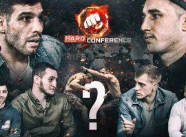 Первый чемпионский бой Hardcore FC. Конференция HardConference
