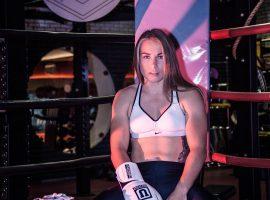 Юлия Куценко: Хочу закончить карьеру, став абсолютной чемпионкой мира по профессиональному боксу