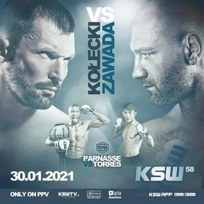 KSW 58: Колецкий vs Завада