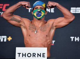Гилберт Бёрнс недоволен изменениями, которые бесконечно вносит UFC
