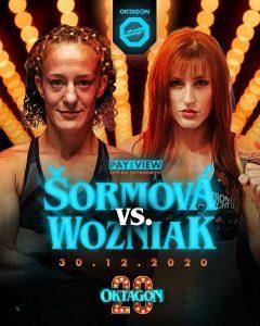 Магдалена Сормова — Эвелина Возняк прогноз и ставка на бой