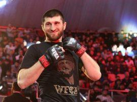 Магомед Анкалаев и Никита Крылов сразятся на турнире UFC