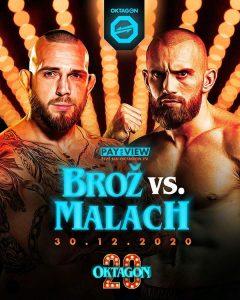 Мирослав Брож — Ян Малах прогноз и ставка на бой