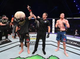 Яркие взлеты и тяжелые потери для MMA. Подводим итоги 2020 года.