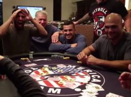 Как звезды смешанных единоборств становятся покеристами профессионального уровня