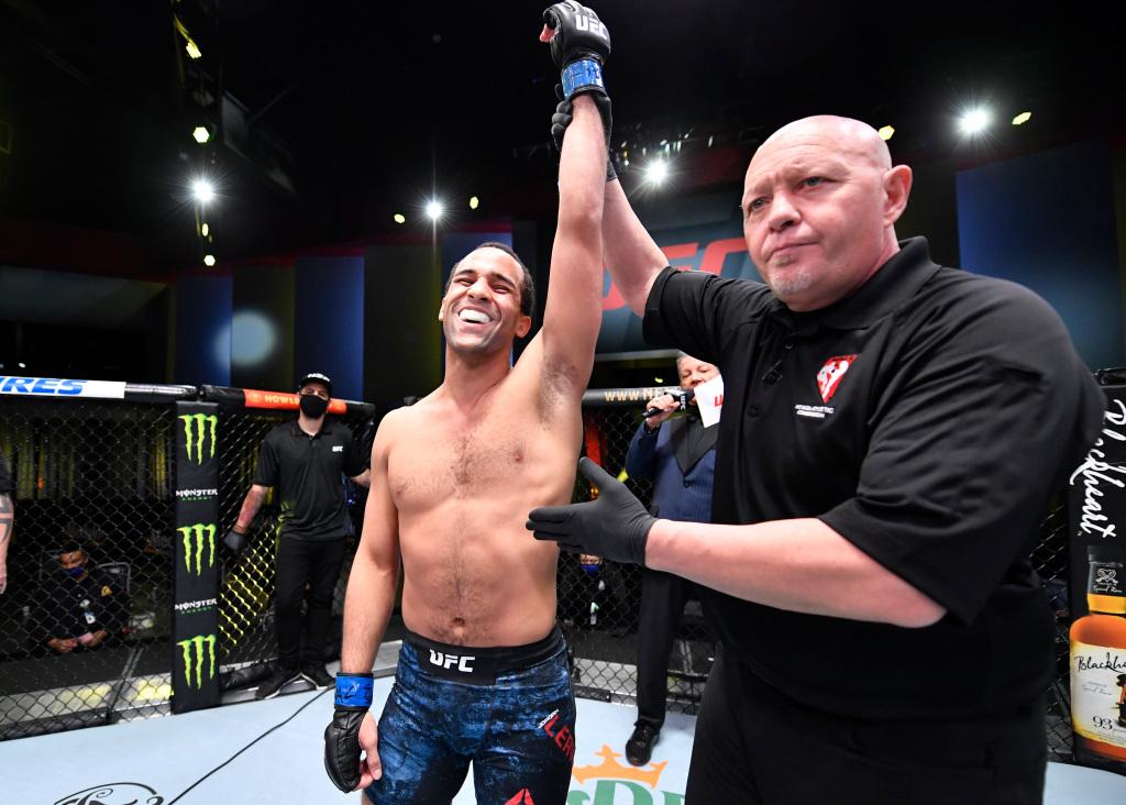 Лучшие моменты UFC Fight Night: Херманссон vs Веттори