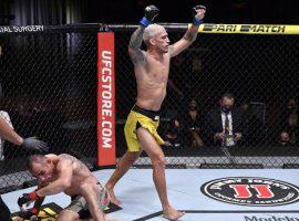 Чарльз Оливейра: «Мой следующий бой должен быть титульным»