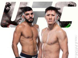 Амир Альбази — Жалгас Жумагулов: прогноз и ставка на бой UFC 257
