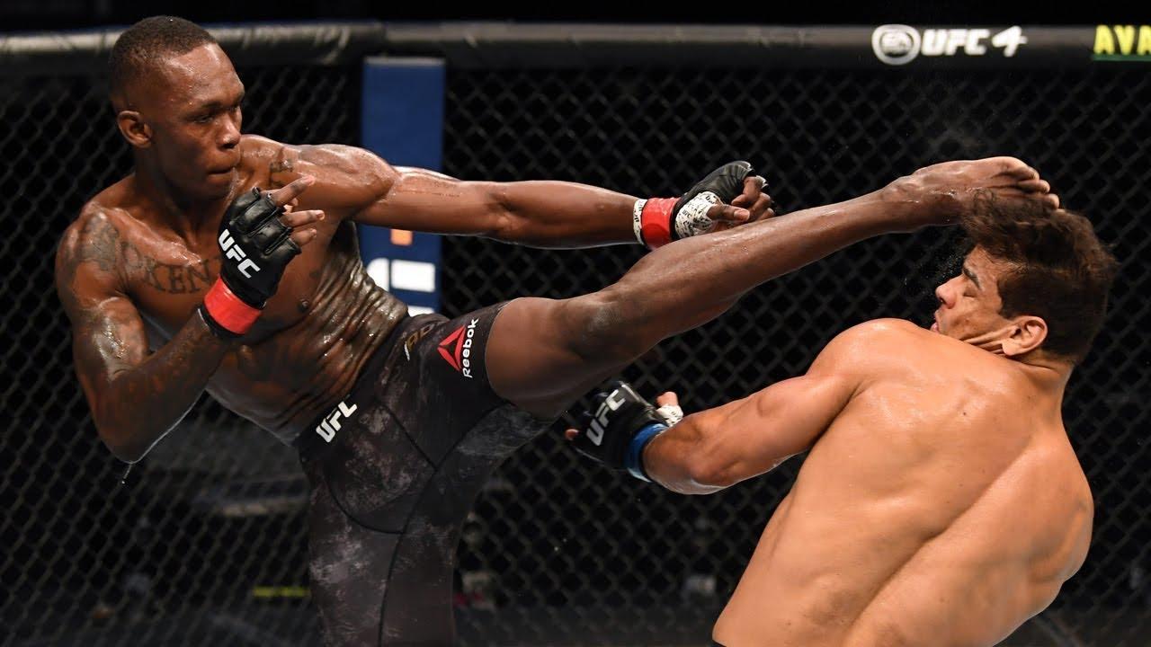 Лучшие финиши с Бойцовского острова UFC