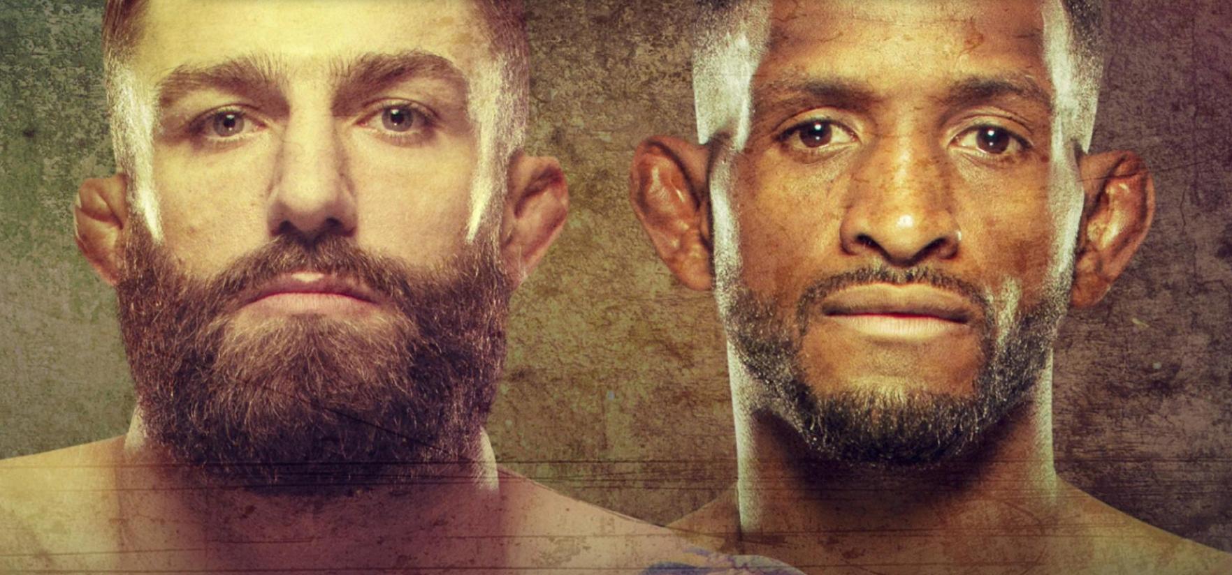 UFC on ESPN 20: Кьеса - Мэгни
