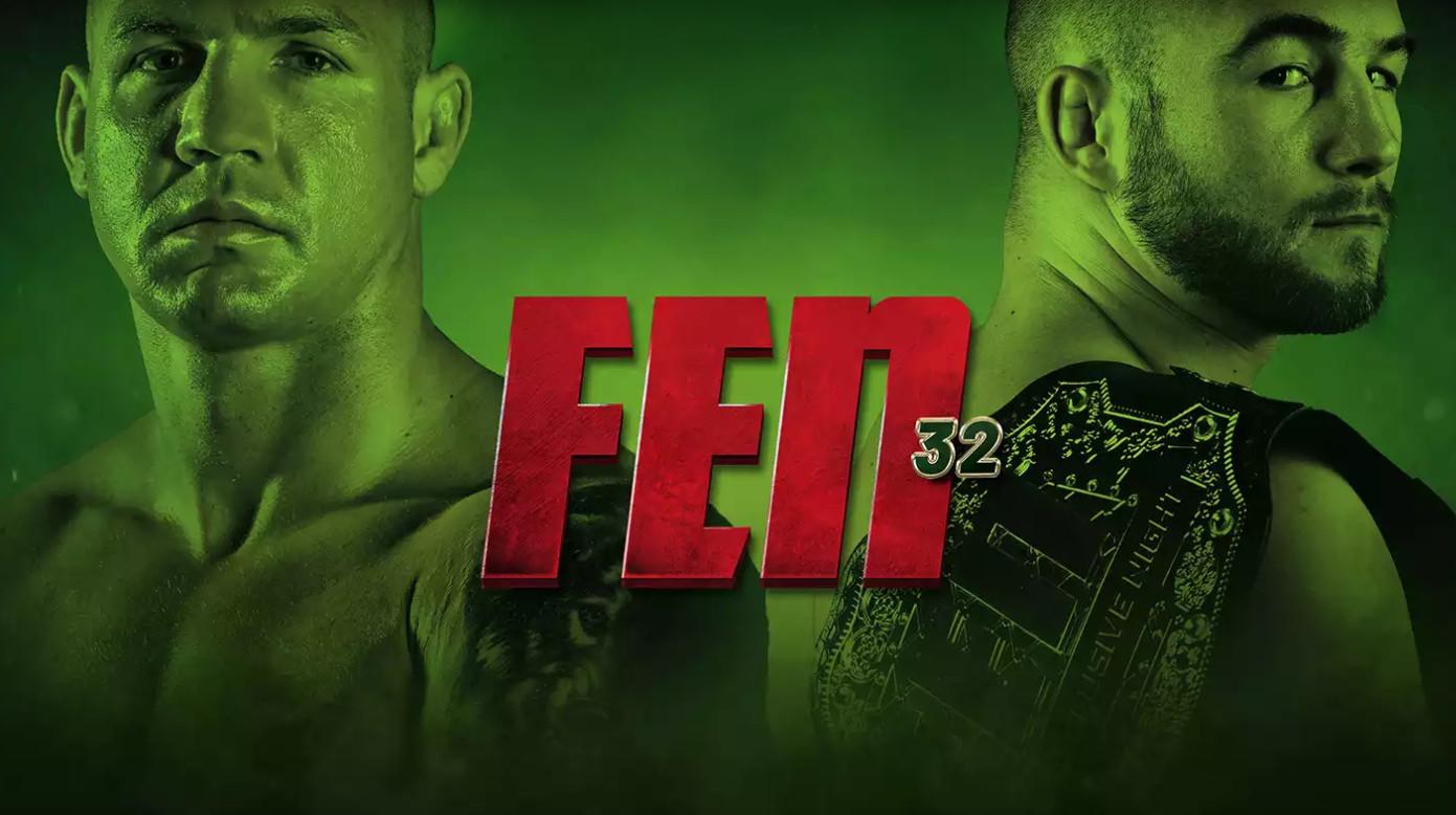 FEN 32: Fight Exclusive Night 32