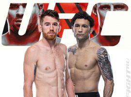 Кори Сэндхаген — Фрэнки Эдгар: прогноз и ставка на бой UFC Fight Night 184: Оверим - Волков
