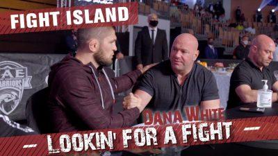 Дана Уайт ищет таланты - Бойцовский остров