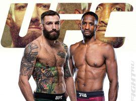 Майкл Кьеса — Нил Мэгни: прогноз и ставка на главный бой UFC on ESPN 20