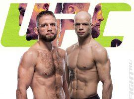Ник Ленц — Майк Гранди: прогноз и ставка на бой UFC on ABC 1