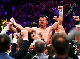Пакьяо заинтересован в боксёрском поединке против МакГрегора