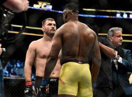 UFC готовит бой Стипе Миочич - Фрэнсис Нганну