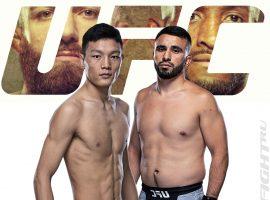 Су Мудаеджи — Заррух Адашев: прогноз и ставка на бой UFC on ESPN 20