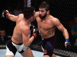 Реванш между Риверой и Муньосом перенесён на турнир UFC Fight Night 186