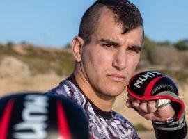 Непобеждённый израильтянин Натан Леви узнал имя соперника по дебютному бою в UFC
