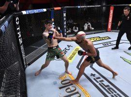 Бой Брэндон Морено vs. Дейвесон Фигейреду 2 состоится 12 июня
