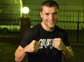 Анатолий Моисеев готовится провести второй бой по правилам MMA