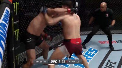 Андрей Орловский (США) vs Том Аспиналл (Англия)