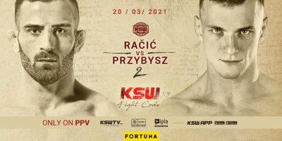 Антун Рачич — Себастьян Прзибиш прогноз и ставка на бой