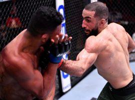 Белал Мухаммад - Диего Лима: лучшие моменты боя UFC 258