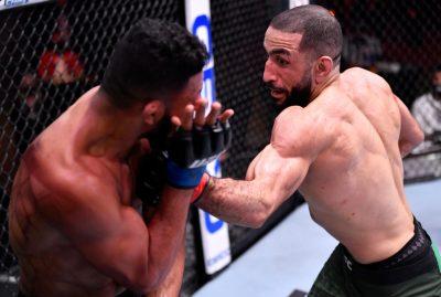 Белал Мухаммад - Диего Лима UFC 258