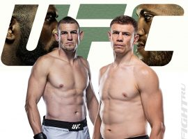 Дастин Джейкоби — Максим Гришин: прогноз и ставка на бой  UFC Fight Night 186: Rozenstruik vs. Gane