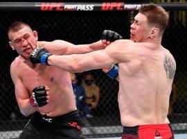 Максим Гришин считает, что судьи UFC лишили его победы