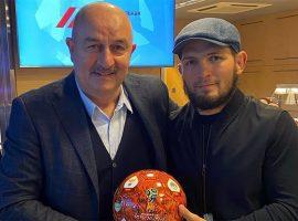 Хабиб может попасть в сборную России по футболу