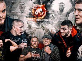 Емельяненко на Hardcore. Акаб vs Чоршанбе. Объявление Hardcore MMA. Hard Conference