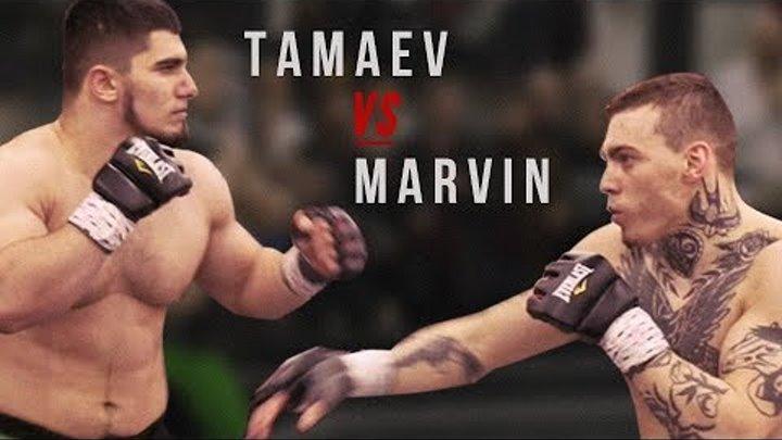 Hardcore: Асхаб Тамаев - Филипп Марвин