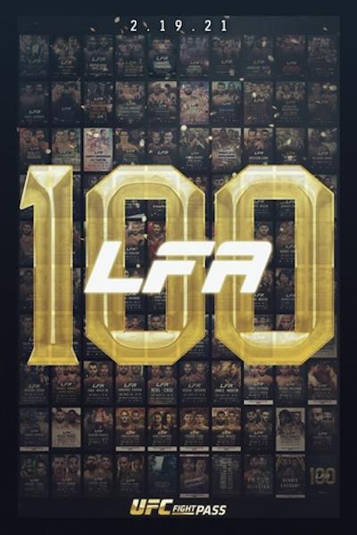 LFA 100: Altamirano vs. Mota