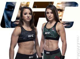 Мейси Барбер — Алекса Грассо: прогноз и ставка на бой UFC 258: Усман vs. Бернс