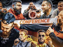 Моряк получил от Саркисяна на конференции! Punch Club