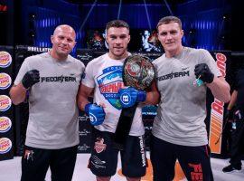 Вадим Немков: Надо просто выходить и драться, по-нашему, по-русски!