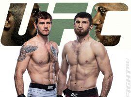 Никита Крылов — Магомед Анкалаев: прогноз и ставка на бой UFC Fight Night 186: Розенструйк vs. Ган