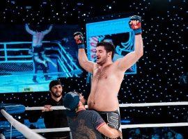 Ризван Куниев: Переговоры о подписание в UFC уже ведутся