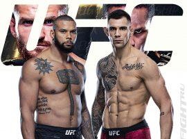 Тиаго Сантос — Александр Ракич: прогноз и ставка на бой  UFC 259: Блахович vs. Адесанья