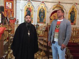 Александр Емельяненко призвал людей верить в Бога