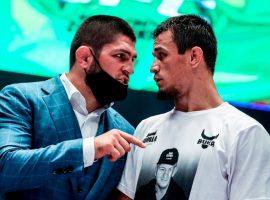 Брат Хабиба Усман Нурмагомедов и Магомед Магомедов узнали имена соперников в Bellator