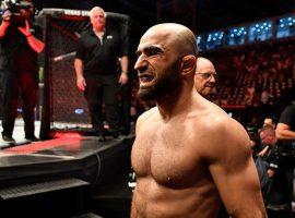 Омари Ахмедов узнал имя нового соперника. Бой состоится 10 июля