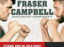 Джон Мартин Фрейзер — Китт Кэмпбелл: прогноз и ставка на бой Eternal MMA 58:  Фрейзер vs. Кэмпбелл